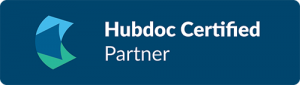 Hubdoc Badge